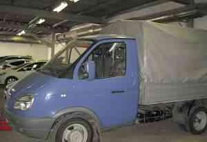 Автомобиль газ 3302 Газель 2005 г. в. тент