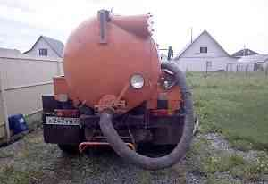 газ 3307 ассенизатор в Барнауле