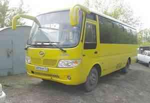 автобус Higer 6728G