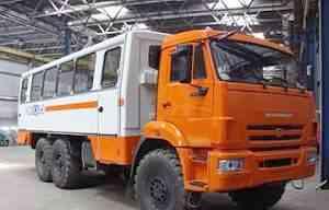 Вахтовый автобус - 4208, 6х6, 2015 г