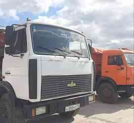 Маз 5516 грузовой самосвал