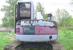 Коматсу 75UU-2E