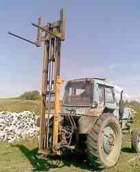 кару (установка на мтз-80)