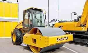Дорожный каток ShanTui SR12-5