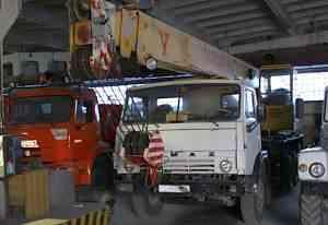 автокран камаз мкат-16 на шасси камаз-53213