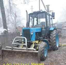 Эксковатор мтз-82