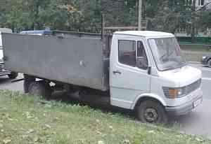 Мерседес 407D (Mercedes Benz)