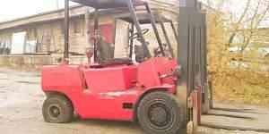 Болгарский погрузчик Balkancar (Балканкар) 3.5 тон