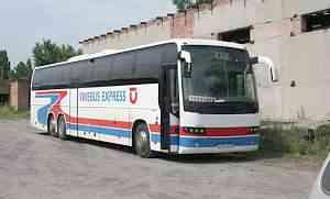 тся автобусы Вольво В12М-2002г Вольво В10м