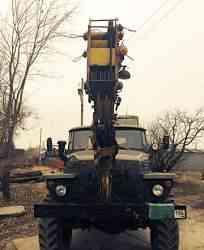 Автокран Ивановец 14тонн 14 метров