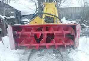 Снегоочиститель фрс-200