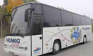 Автобус Вольво-В12