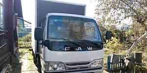 FAW 1041 промтоварный фургон