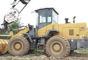 Погрузчик фронтальный power CAT PC30 2008 г. в