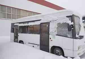 Предприятие реализует автобус Волжанин