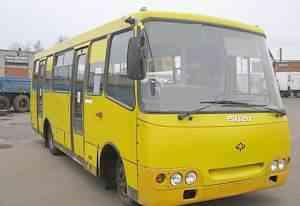 автобусов Богдан-Исудзу