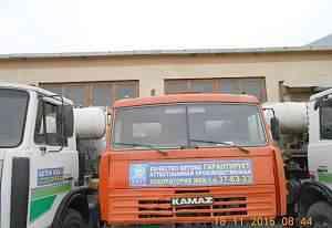Автобетоносмеситель Камаз 53229R