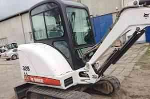 Экскаватор BobCat 328 G