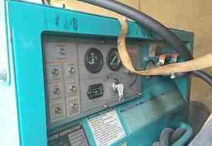 дизельный компрессор Denyo DIS-90SB