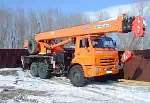 Автокран Клинцы 55713-5К-5 2014г. в