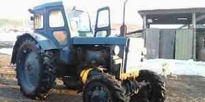 трактор Т-40 с сельхоз оборудованием