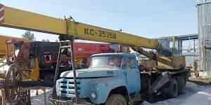 Автокран кс-3575А на базе ЗИЛ-133гя