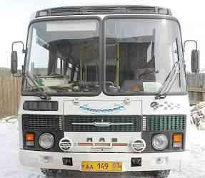 автобусы паз 320530 2003 г. в. бензин и диз