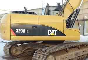 Гусеничный экскаватор Caterpillar 320DL