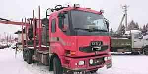 сортиментовоз Sisu E18M