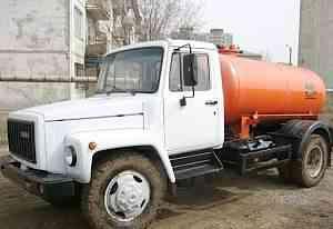 Ассенизатор газ 3307 ко-503 В