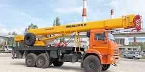 Ивановец 25 тонн 6x6