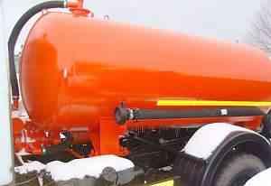 Ассенизатор газ ко-503. 3307. 3309