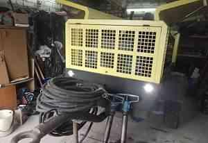 Передвижной дизельный компрессор 5.25ру1, 2012г. в
