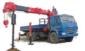 Бурильно-крановая машина taurus 086A-43118