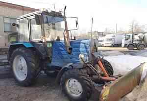 трактор Беларус мтз-82. мк.01. ртр, 2009 г