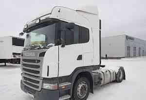 Тягач Скания G420 2011г. (Scania, Man, Volvo)