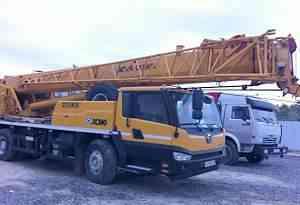 Автокран xcmg 25 тонн