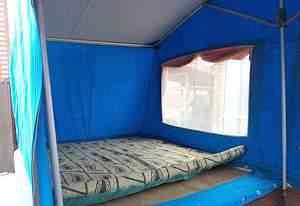 туристический прицеп-палатку Скиф-М