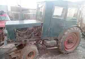 Трактор (самоделка)