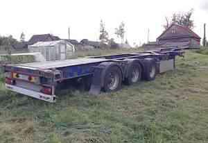 Контейнеровоз Schmitz SCF 24G 2007 год