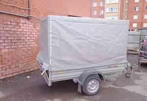 Прицеп мзса 817701.012 для перевозки грузов