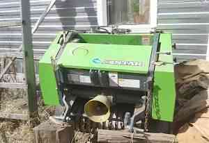 Аппарат для пресовки сена в рулоны MRB0850