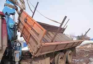 Платформа (кузов) камаз-55102 б/у