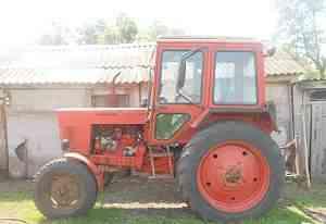 трактор мтз-550