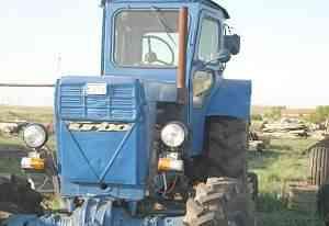 Трактор Т-40 с документами