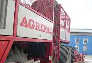 Свеклоуборочный Комбайн Agrifak Hexa 12 2006 г. в