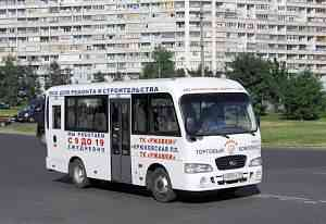 Автобус Hyundai County, 2009