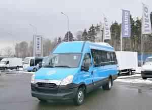 Маршрутный автобус iveco Daily 50C15V