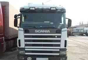 Scania R124G