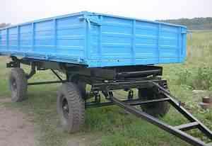 Прицеп тракторный 2 птс-4.5
